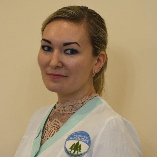 Шипицина Анна Сергеевна