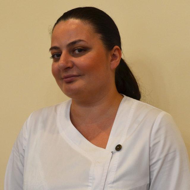 Свалова Анна Валерьевна