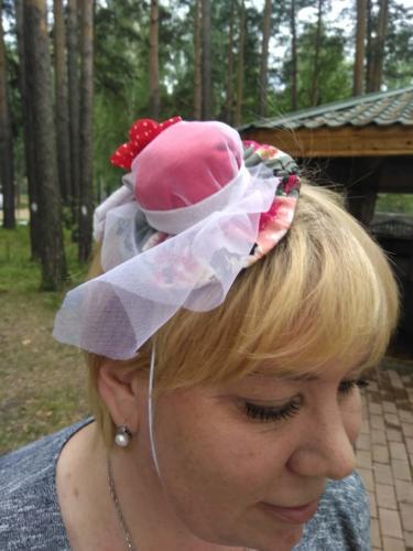 Мастер-класс по изготовлению шляпок